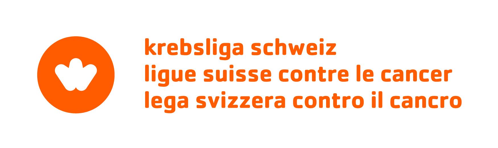 Krebsliga Schweiz Logo
